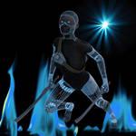The Darkest Avenger by warpspeed-argonaut