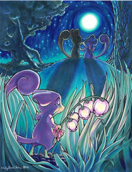 Unrequited Rattata Romance by karookachoo