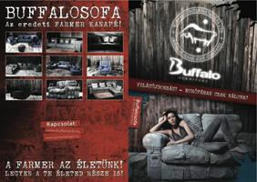 HOT Buffalo catalog cover by naranch