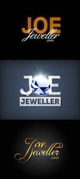 JoeJeweller.com logo concepts by naranch
