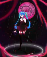 Hatsune Miku-Egoist by veronager