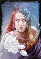 White Rose by salvatoredevito