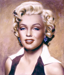 Marilyn Classic by salvatoredevito