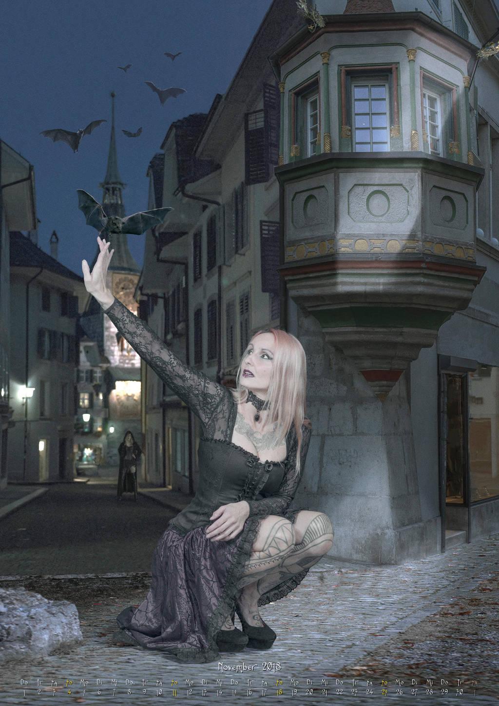 Kalender-gothic-2018-11 by salvatoredevito