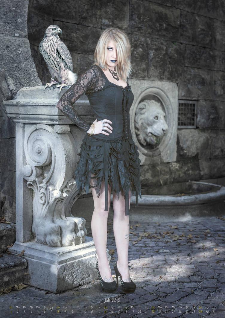 Kalender-gothic-2018-07 by salvatoredevito
