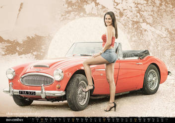Calendar 2019 young and vintage-11 by salvatoredevito