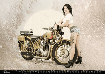 Calendar 2019 young and vintage-08 by salvatoredevito