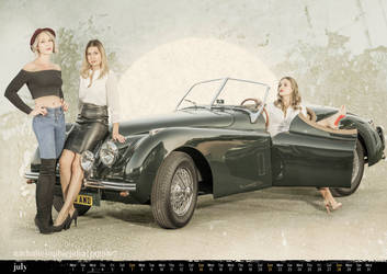 Calendar 2019 young and vintage-07 by salvatoredevito