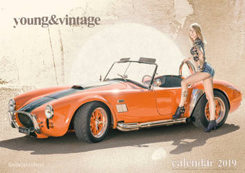 Calendar 2019 young and vintage-00 by salvatoredevito