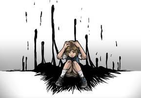 Lost by Detonya-KAN