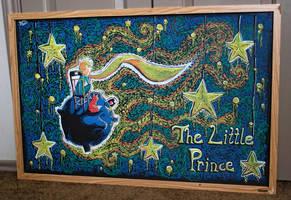 The Little Prince by Detonya-KAN