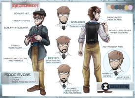 Isaac Character Sheet by Detonya-KAN