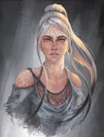 Elria by cyberaeon