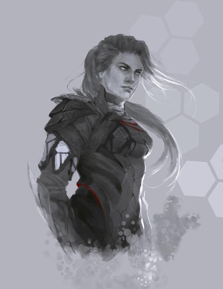 Tanea by cyberaeon