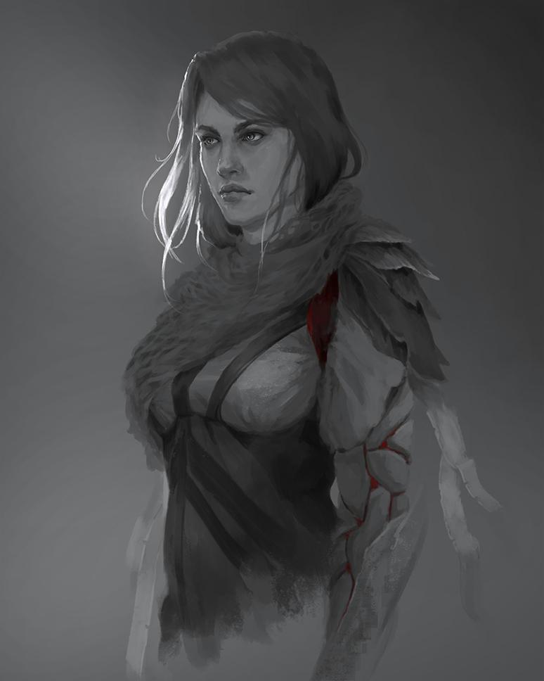 Kaelee by cyberaeon