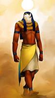 Horus by ronnydie-vu06