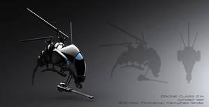 Drone class Z14 by andreabianco