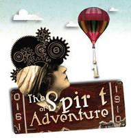 Spirit of Adventure by Deathanee