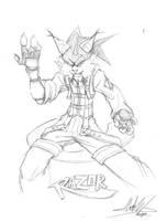 SWAT KATS - Razor by Whirlwind04