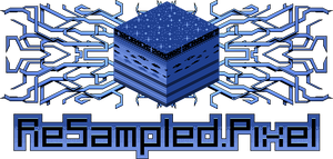 ReSampled.Pixel Logo by ReSampled