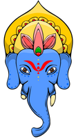 Lord Ganesha by ReSampled