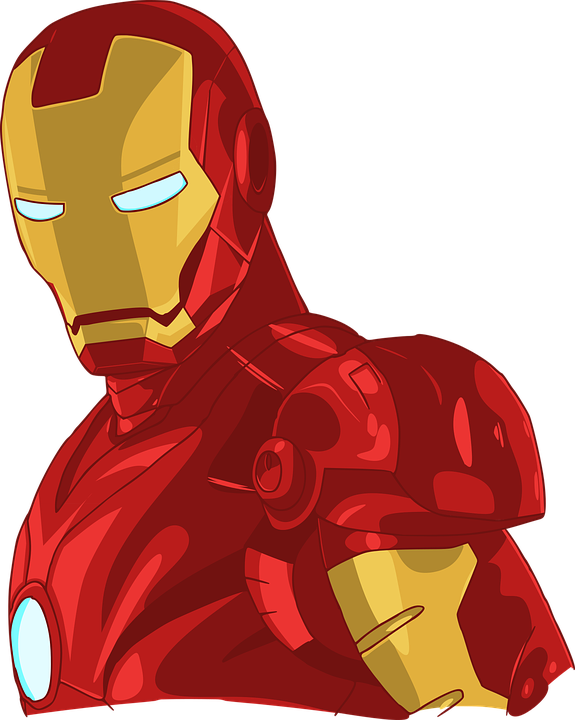 Iron man by ReSampled