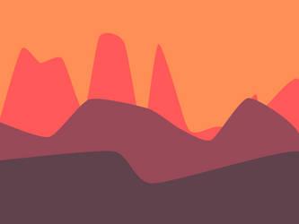 Palette Landscape 62533382 by ReSampled
