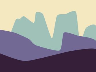 Landscape Palette 107483 by ReSampled