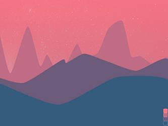 Landscape Palette 100885 by ReSampled