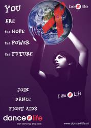 Dance4Life Print ad 1 by a-mole