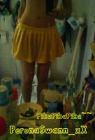 Pikachu Skirt Cosplay by LuffySwan