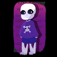 happy birthday u heck by ColourfulDogesOwO
