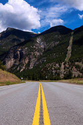 Road out of Hedley by bcdirector