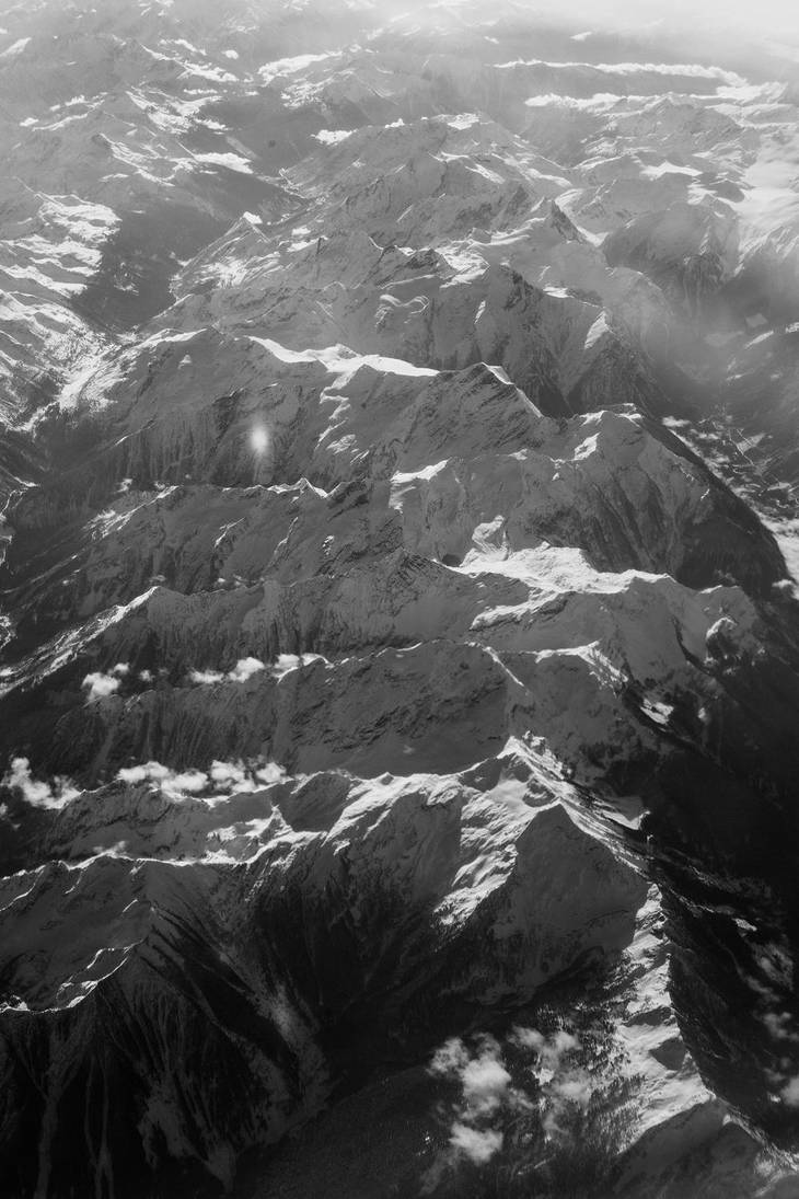 Rocky Mountains I by bcdirector