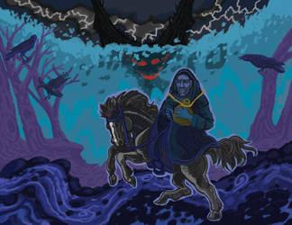 Curse-of-the-Snallyghaster-MelissaHodge by UnicornSpirit