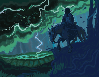 Curse-of-the-Snallyghaster-Melissa-NEW by UnicornSpirit