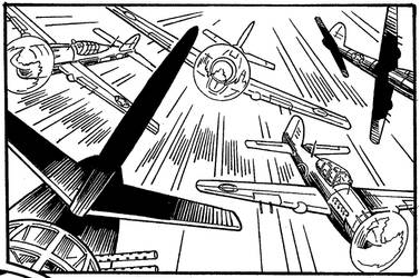 Panel from - All Roads Lead to Rome by Tapitio-Picante