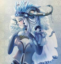 Winter by TLCook