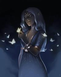 Night Side by TLCook