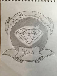 Diamond tatoo by ViewtifulMAD