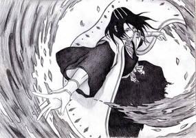 Kuchiki Byakuya [4] by reetab