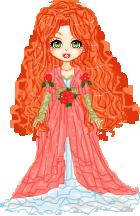 Mionna Pixel doll by kaguraroxmysox