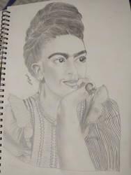 Frida Kahlo by patilsneha887