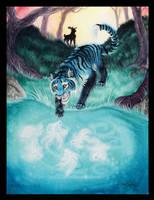 Hidden Magic by LucidKitsune