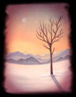 Goodbye Winter by LucidKitsune