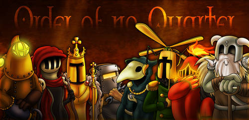 Order of no quater by kukotte