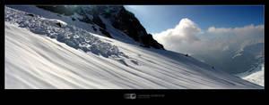 romantic avalanche by raumzeit