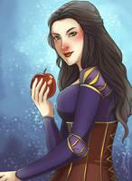 Snow White by ladyarrowsmith