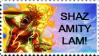 Pyrrhon Stamp by Annetta-T