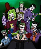 Batgirls NIGHTMARE Part One by TKGEEK2